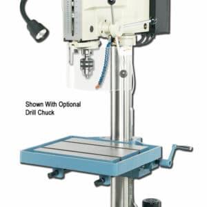 Baileigh DP-1250VS Variable-Speed Drill Press