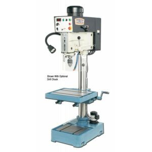 Baileigh DP-12500VS-HS Variable-Speed High-Speed Drill Press