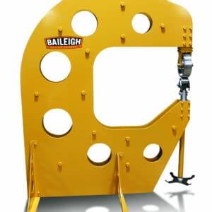 Baileigh EW-37HD Heavy-Duty English Wheel